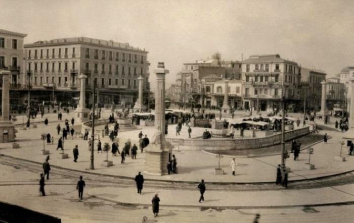 1900s Omonia Square