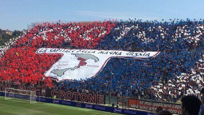 Crotone football team Greek