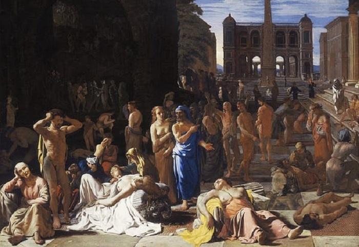 Plague in an Ancient City, Greek Classics