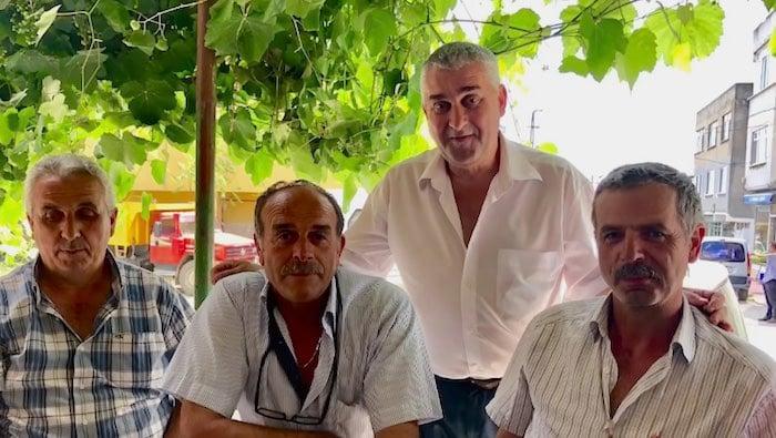turkish town greek speakers catalca