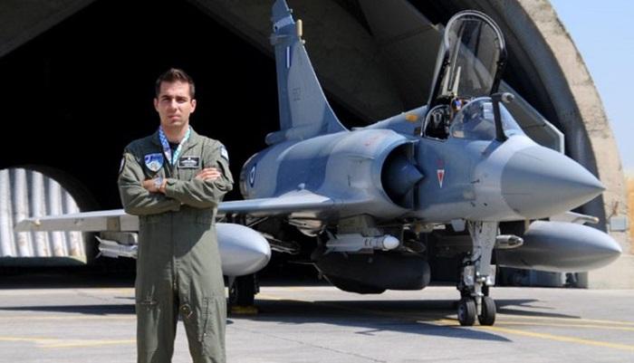 Greece honors hero pilot Baltadoros