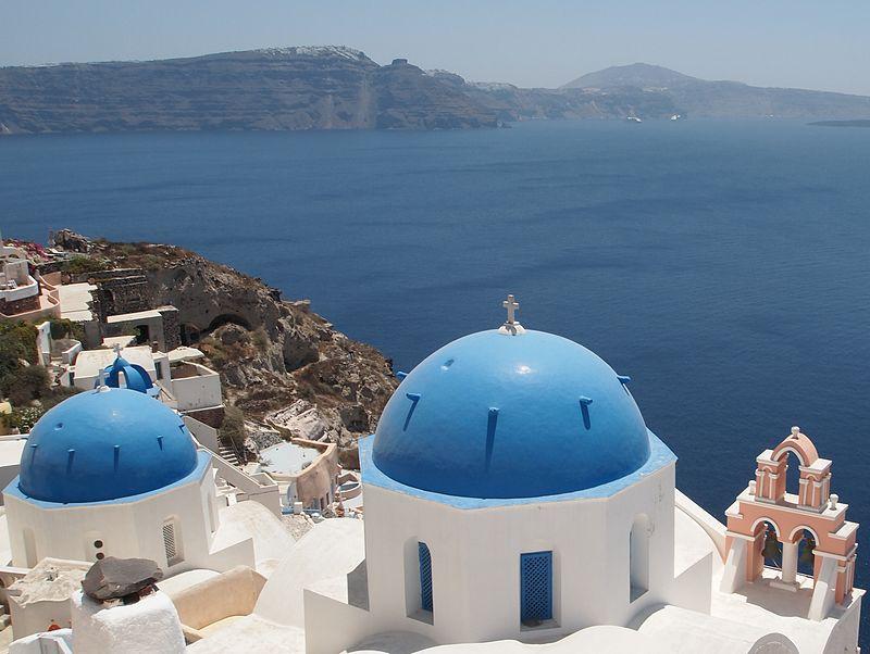ancient Greek blue