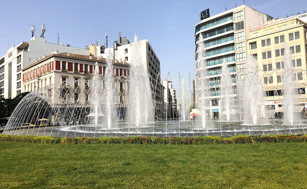 New Omonia Square