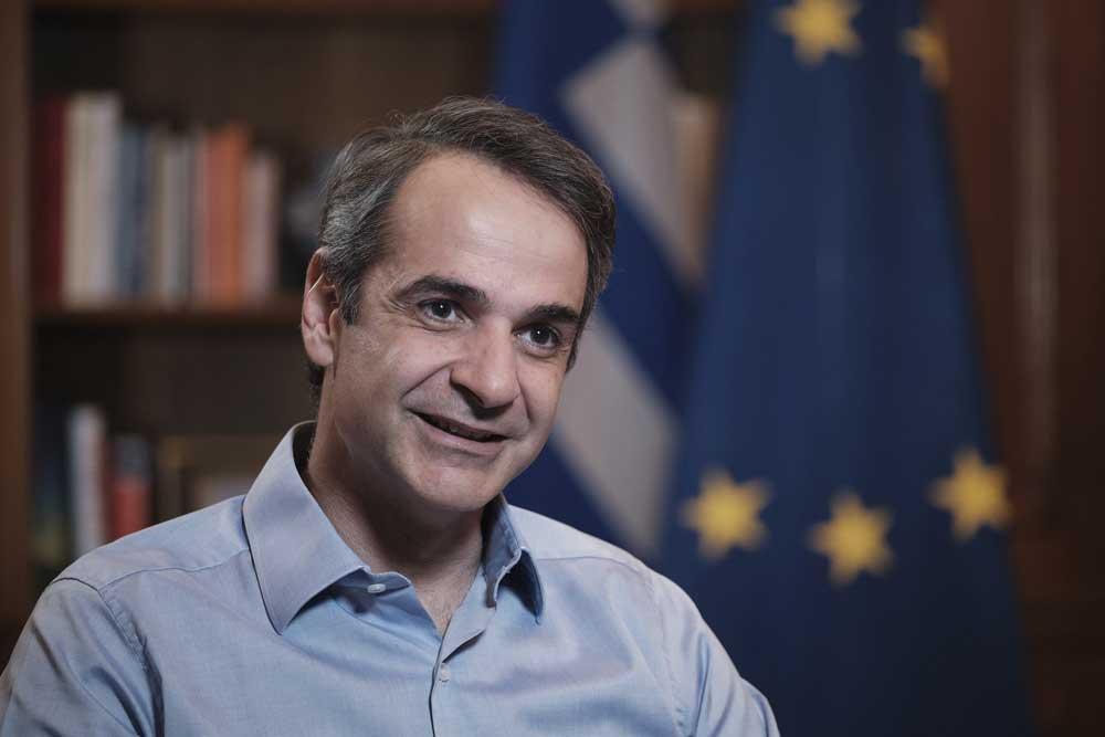 Greek PM Kyriakos Mitsotakis Hopes to Open Summer Tourist Season on July 1