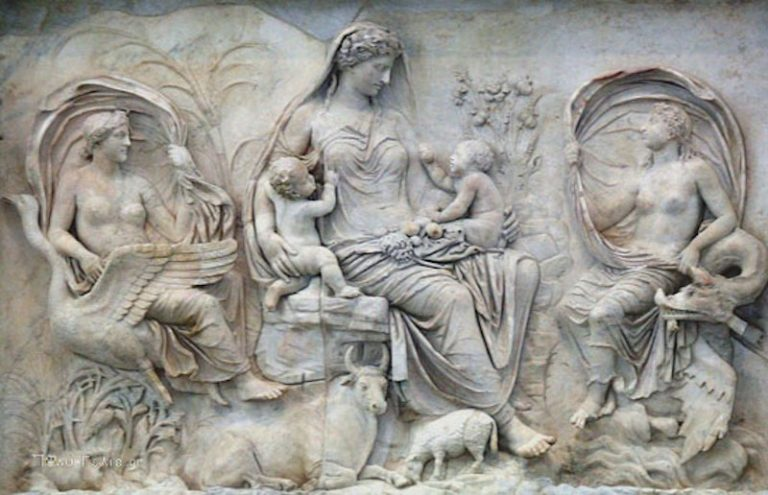 Mother's Day in Ancient Greece