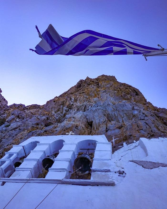 Panagia Hozoviotissa, Amorgos - Aegean Sea Churches