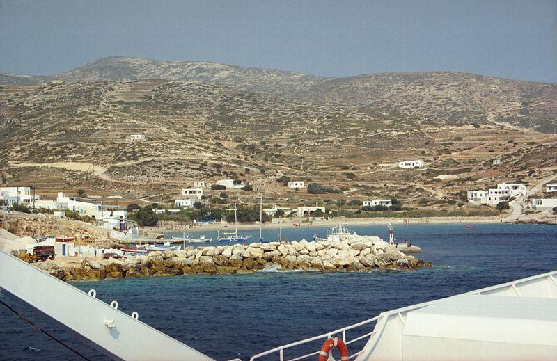 Donoussa Greece