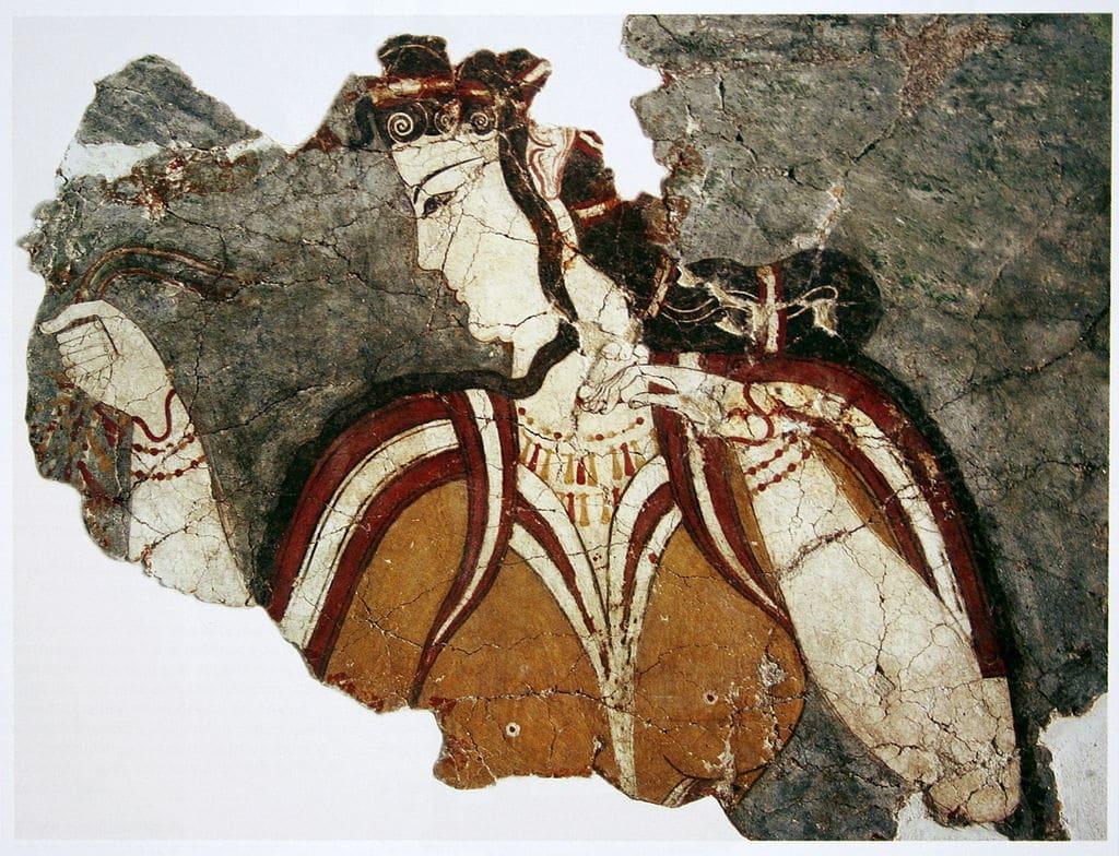 Greeks Mycenaeans