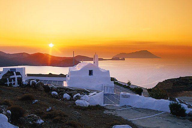 Panagia Tourliani Church - Aegean churches