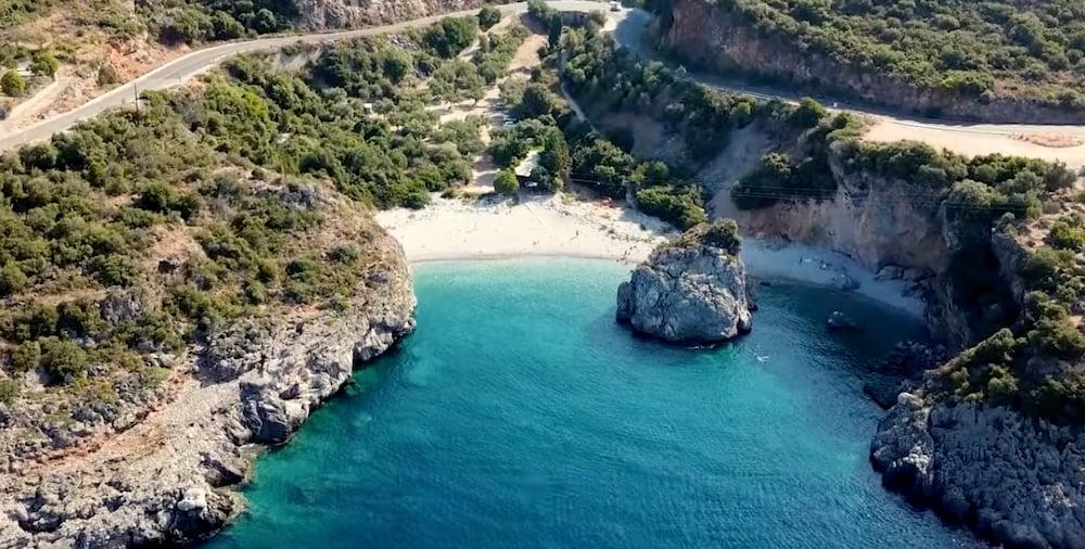 Foneas beach greece