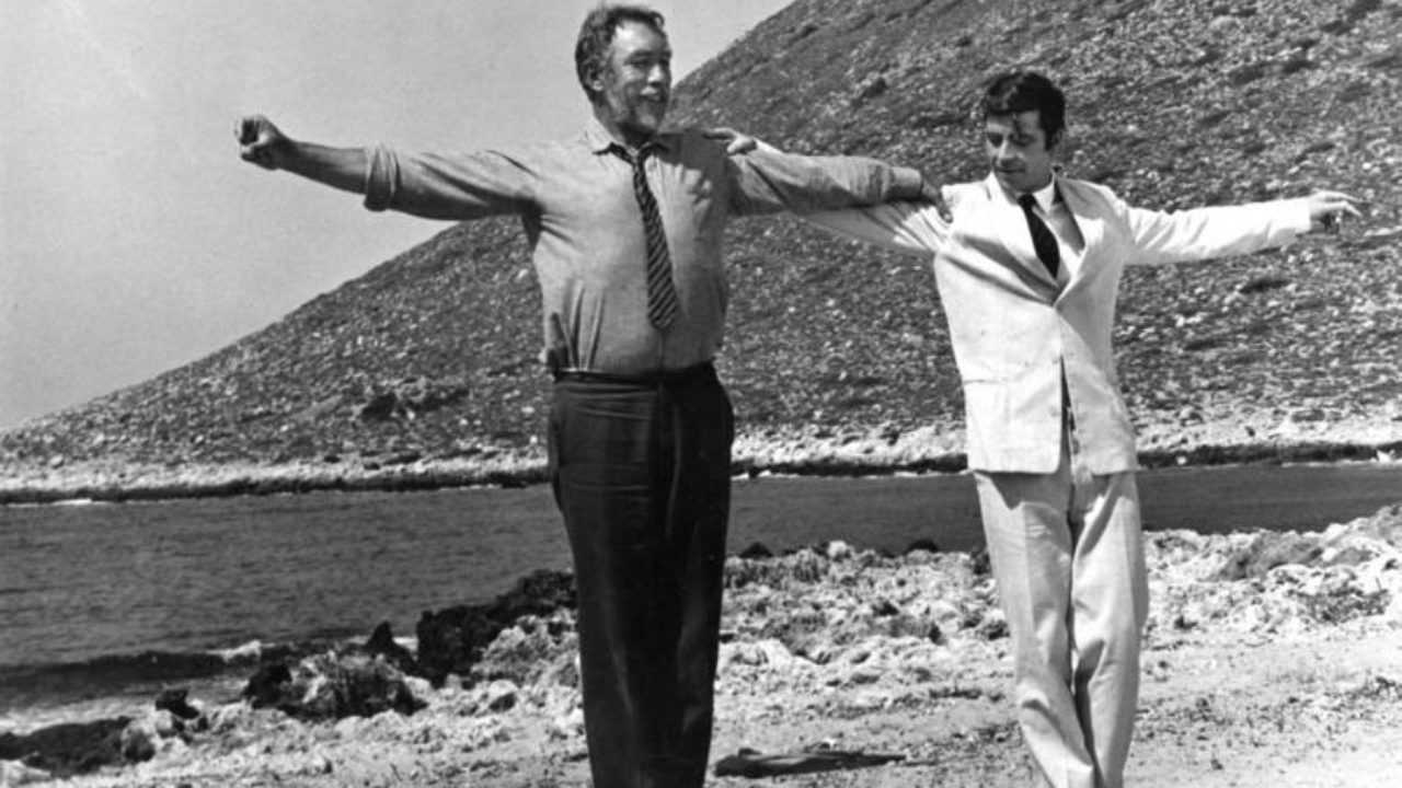 The Fascinating Story of the Real-Life Alexis Zorba