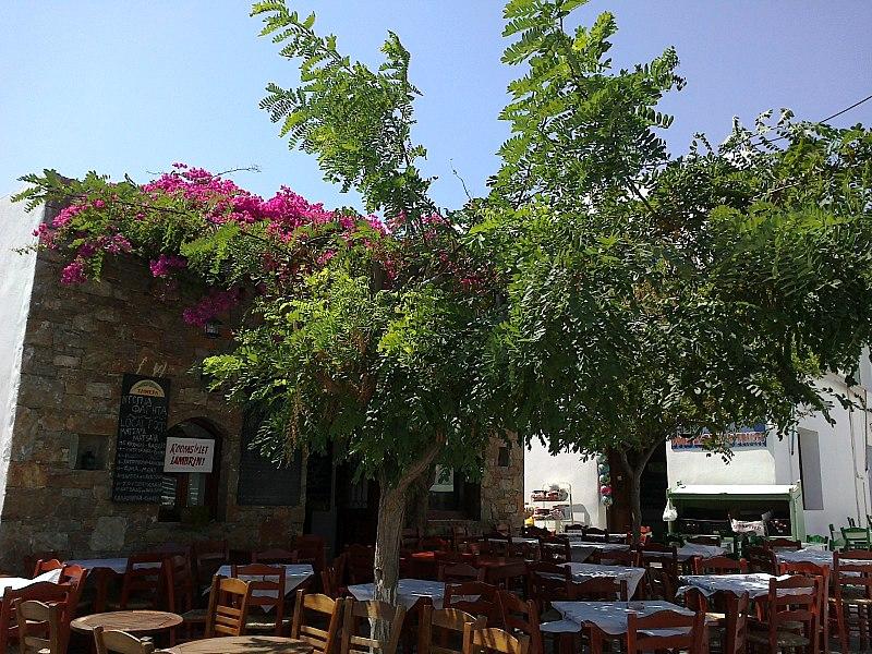 Folegandros for vacation in greece