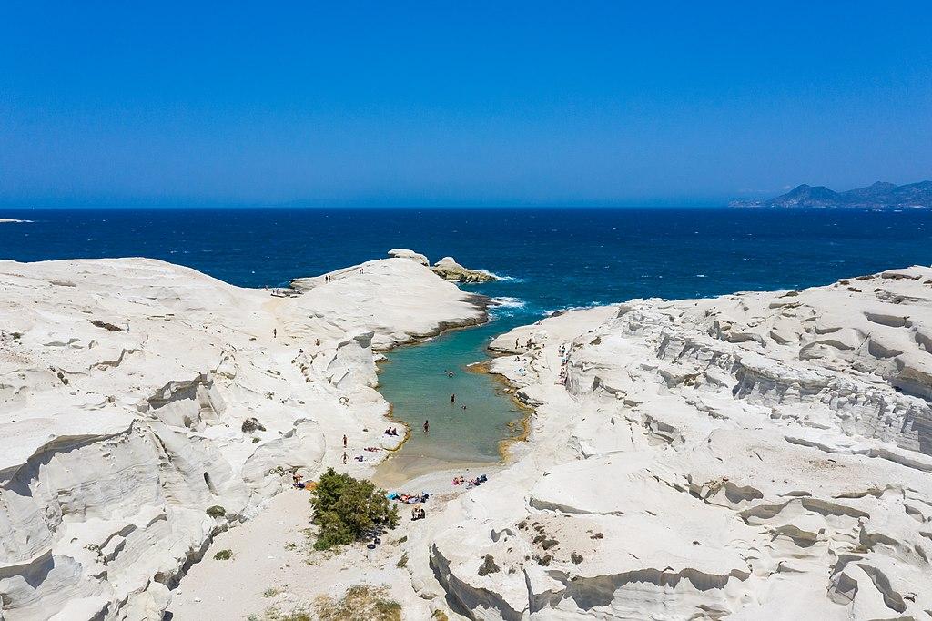Νησιά διακοπών στην Ελλάδα