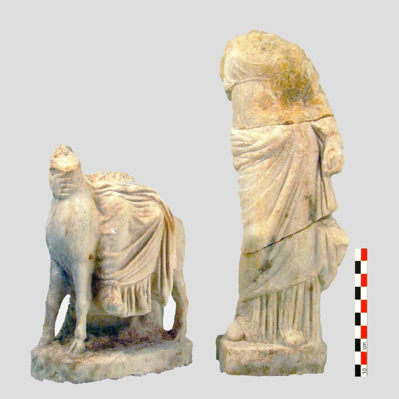 Piraeus dig archeological greek discover