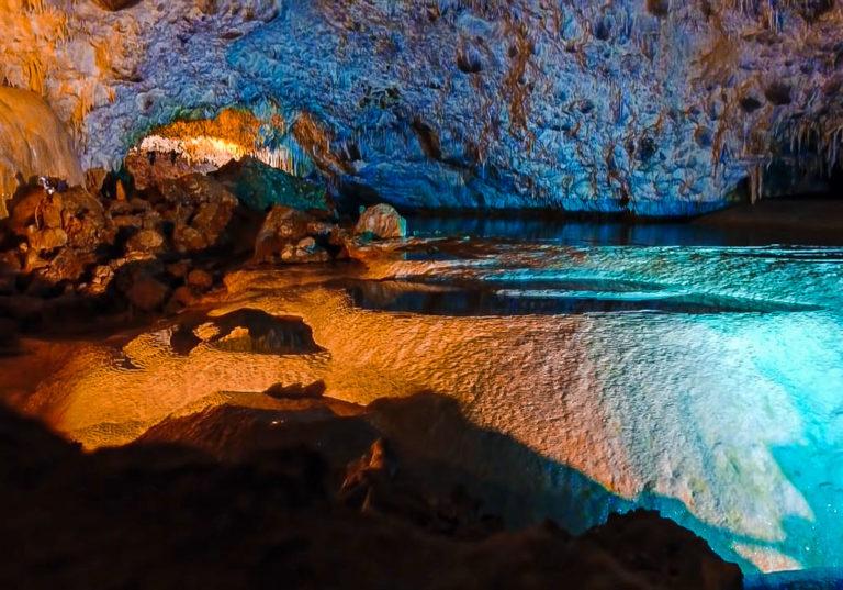 The Unparalleled Beauty of Tzoumerka Cave