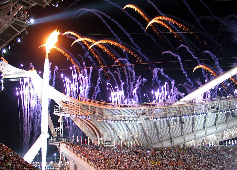 2004 Summer Olympics Athens