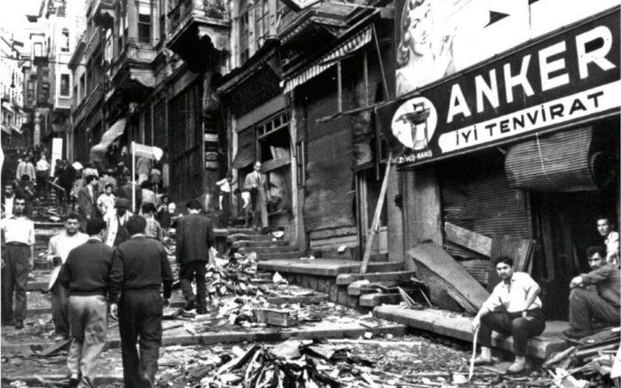 istnabul pogrom greeks