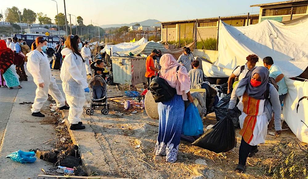 asylum assistance refugees greece