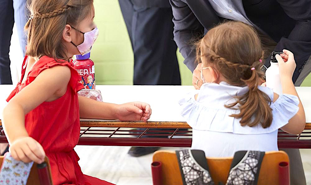 Greece Prioritizes reopening schools