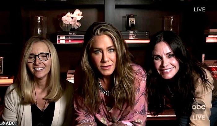 Jennifer Aniston Friends 2020 Emmys