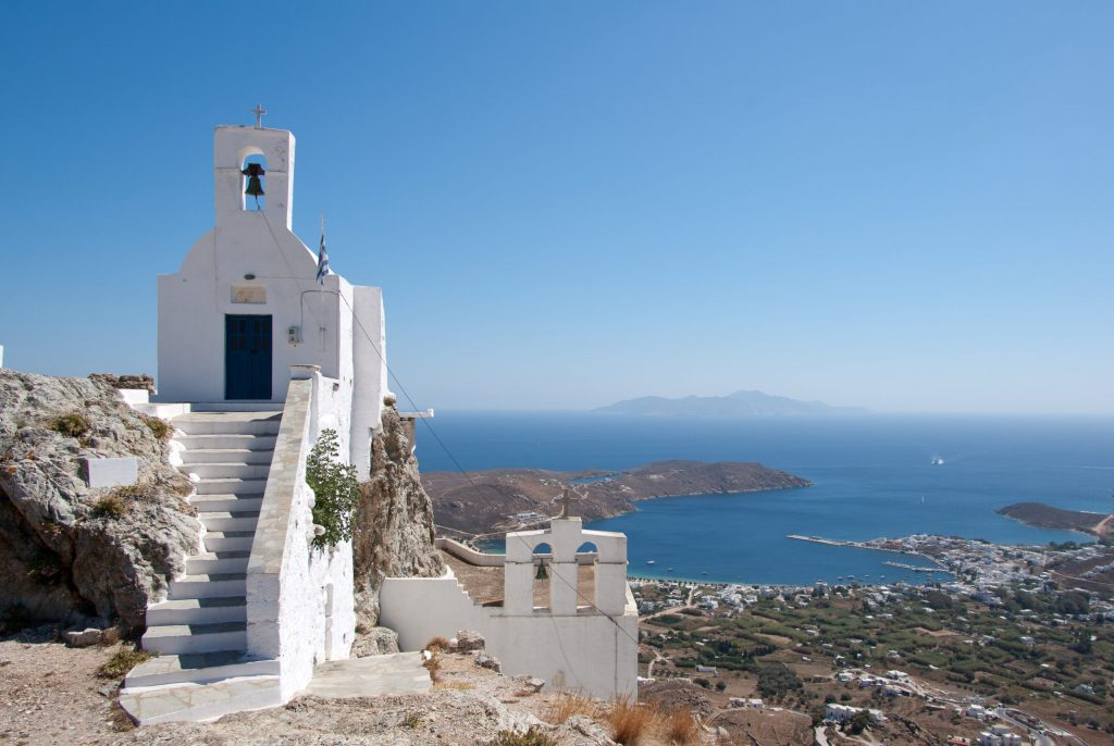popular greek islands
