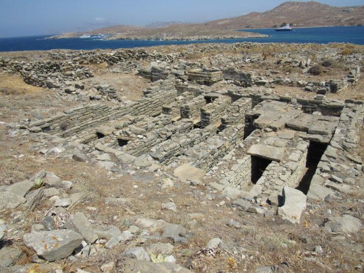 Greek island quarantine