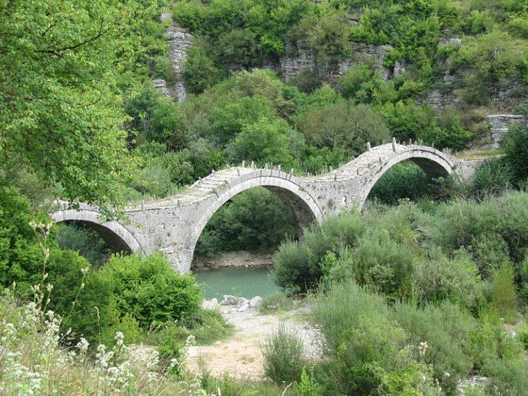 The Awe-Inspiring Natural Landscape of Greece's Zagori