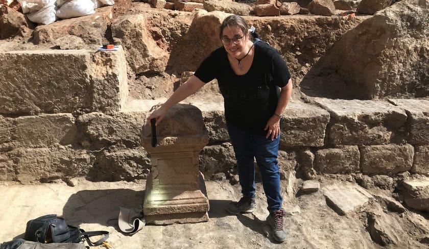 Greek Altar Israel