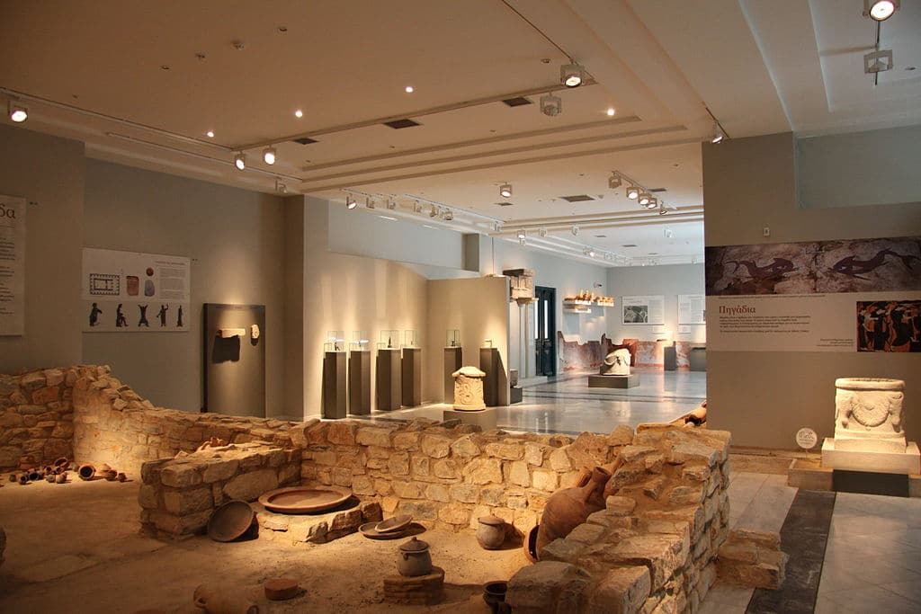 Archaelogical Musem Historical Treasures