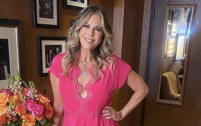 Rita Wilson elected to Oscars panel - Academy Board of Governors