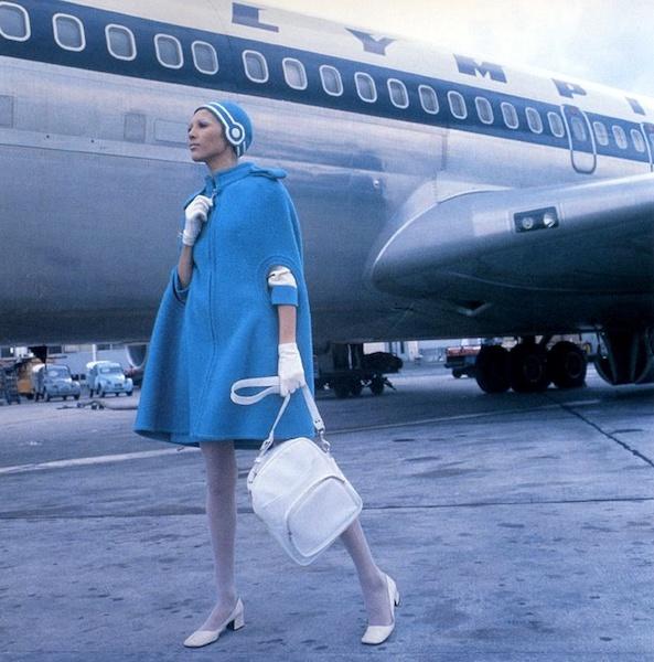 Pierre Cardin Olympic Airways