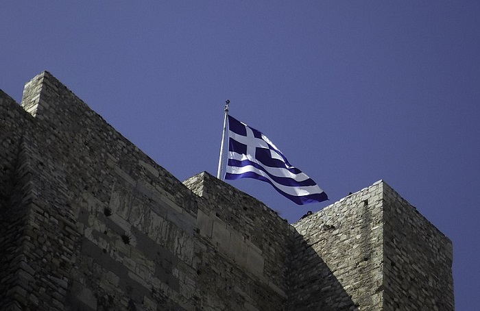 Greece territorial waters