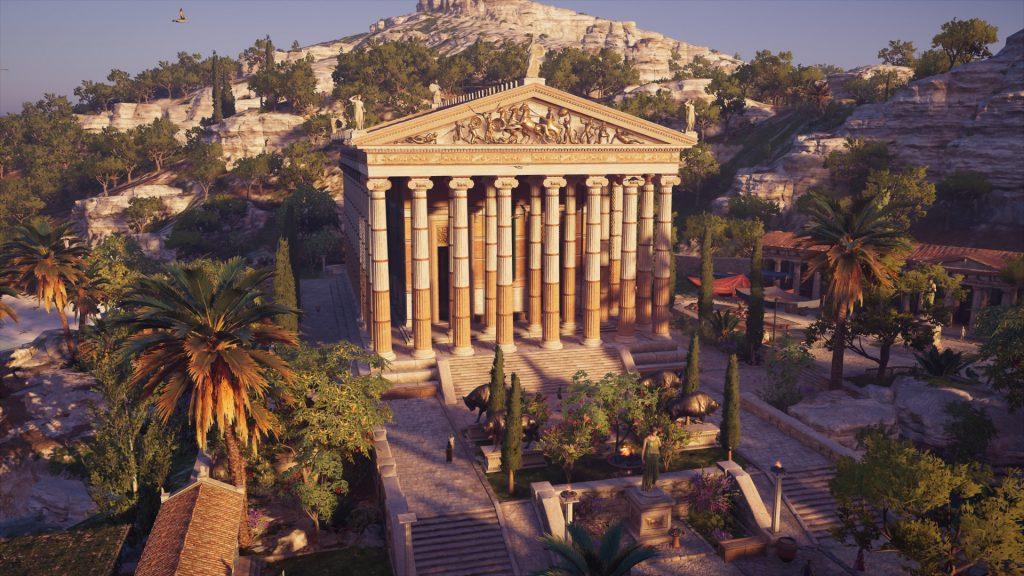 greek mythology video games