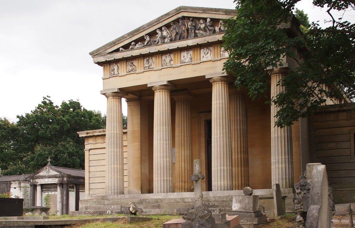 west norwood greek cemetery