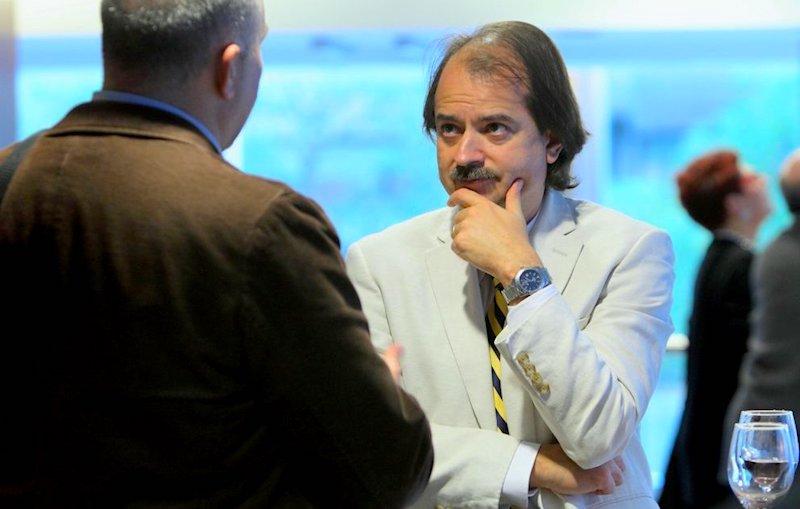 Epidemiologist Dr. John Ioannidis