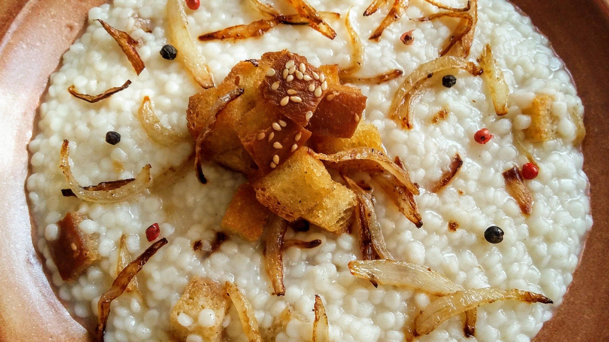 Trachanas: Greece's Healthy Comfort Food Will Warm You Up