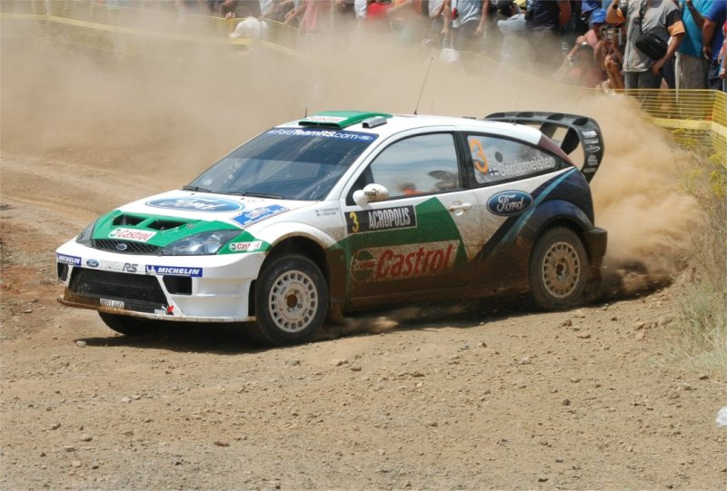 The historic ''Acropolis Rally'' will soon return to the World Rally Championship.