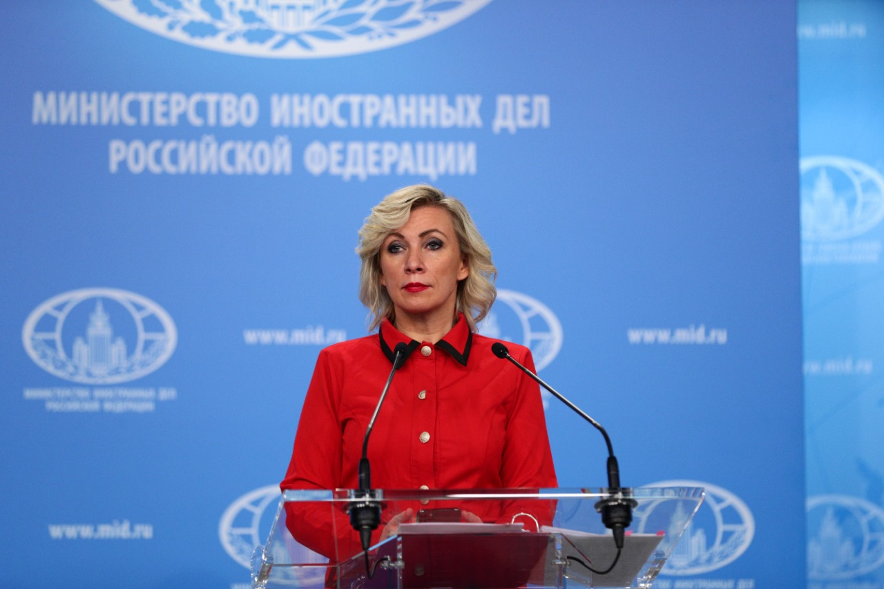 Maria Zakharova has often referred to the Greece Russia relationship