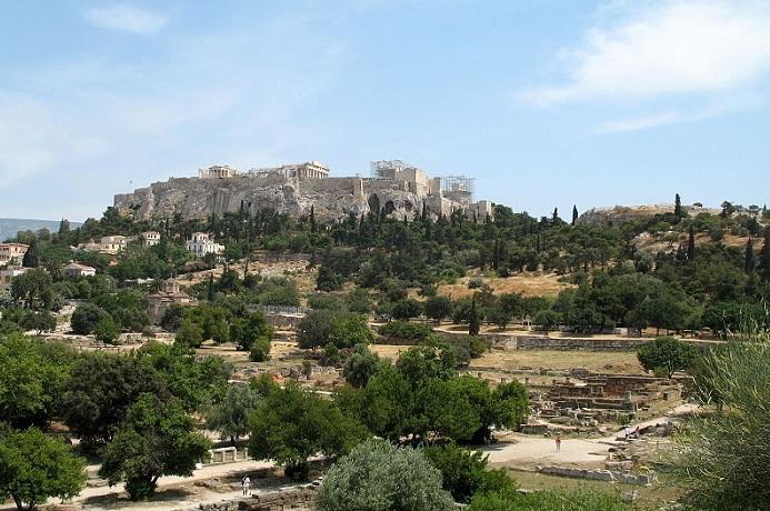 Ancient Greece market economy