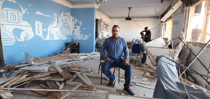 George Eid, Greek in Lebanon