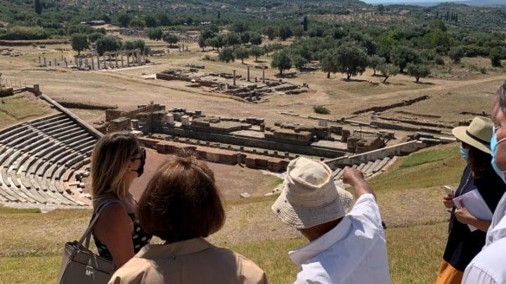 Θέατρο Μυκηνών, Ελλάδα