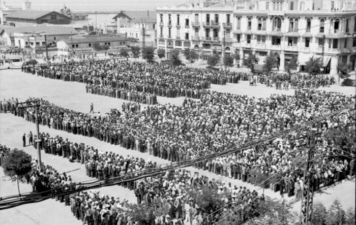Holocaust of Greek Jews