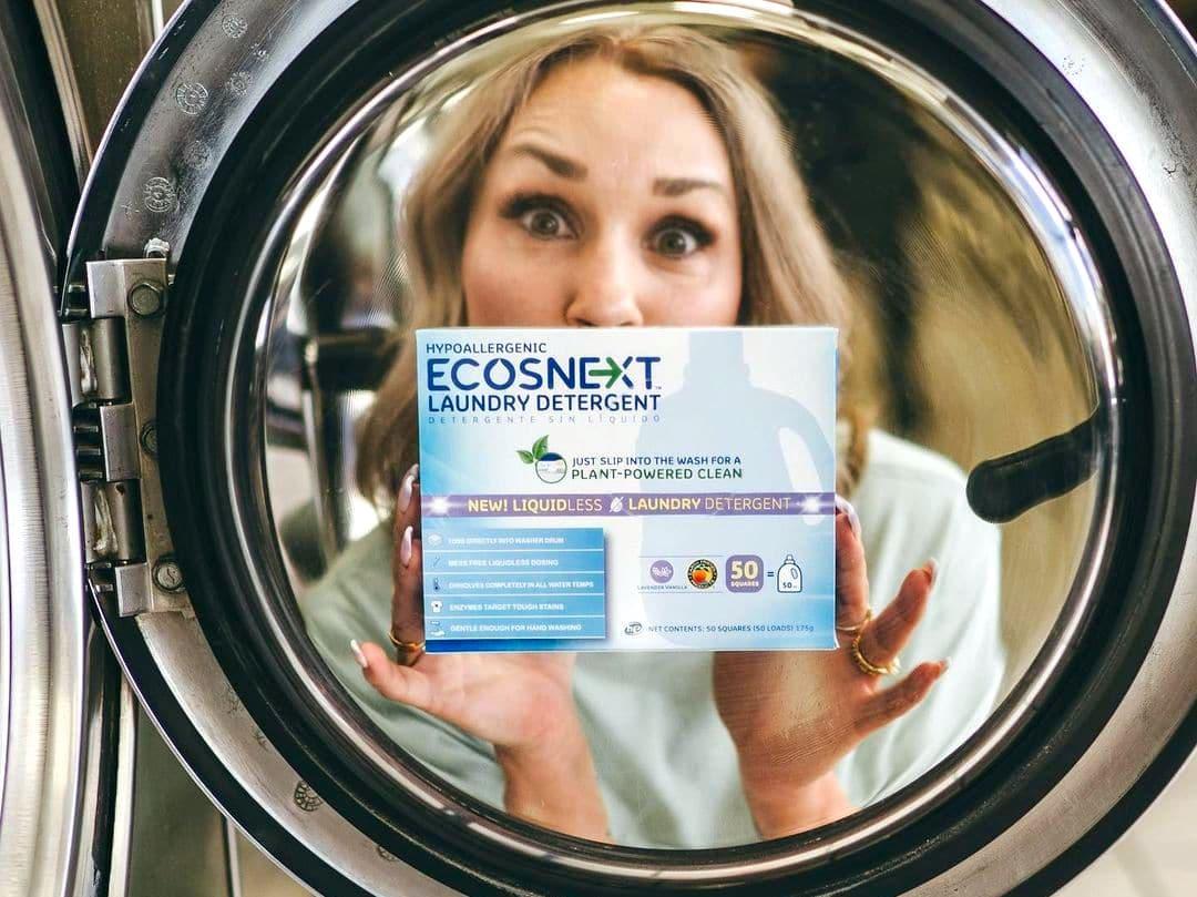 ECOSNext liquidless laundry detergent
