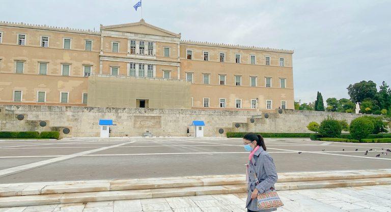 Coronavirus Deaths in Greece Approach 10,000
