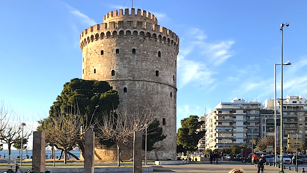 COVID-19 Thessaloniki