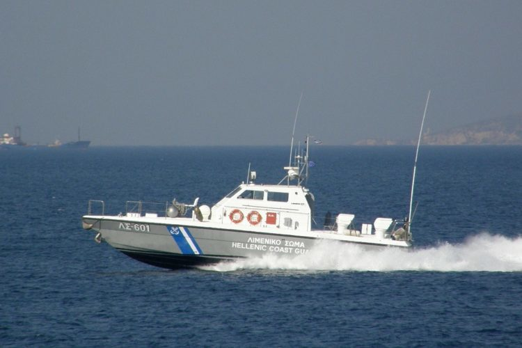 Greek fishing boats harassed by Turkish