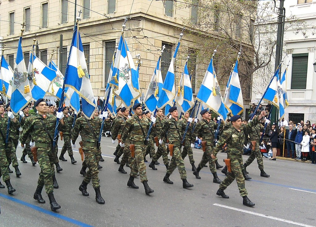 1821 greek revolution