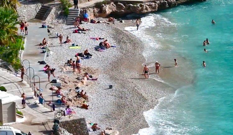 Warm Weather in Greece