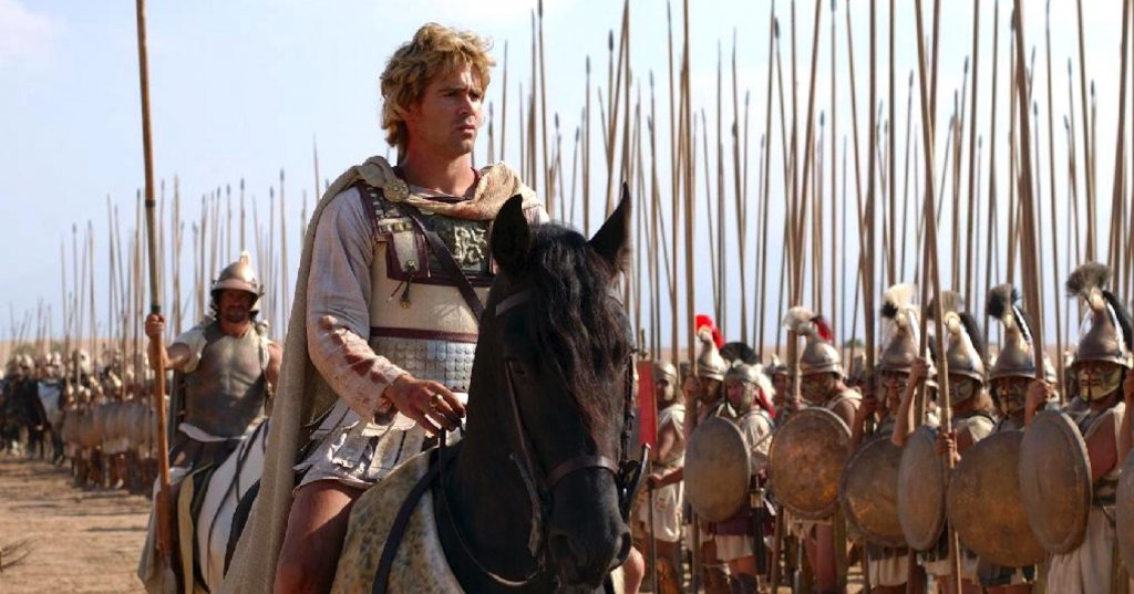 New Alexander the great series to be filmed in Greece