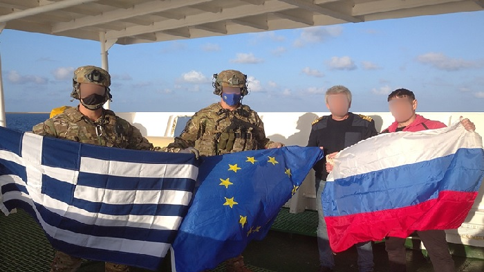 Russia Reproaches Greece